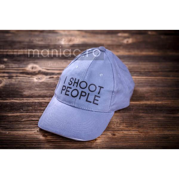 Șapcă baseball personalizat Model: Șapcă Baseball – SBG1