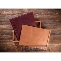 Cutie lemn album Model: CGN