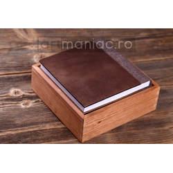 Cutie lemn album Model: CEN