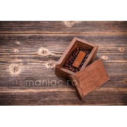 Cutie lemn stick