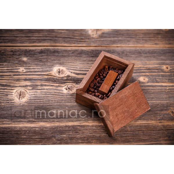 Cutie lemn stick Model: CACASTAN