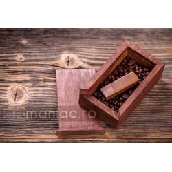 Cutie lemn stick Model: CANUC