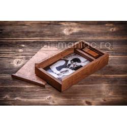 Cutie lemn (dreptunghiular) stick + foto model: CBCASTAN